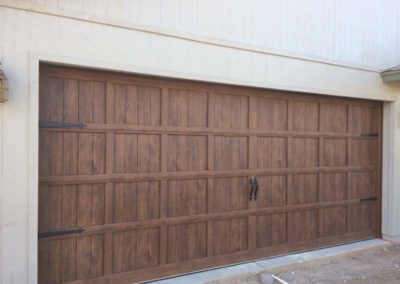 Garage Door Installations: