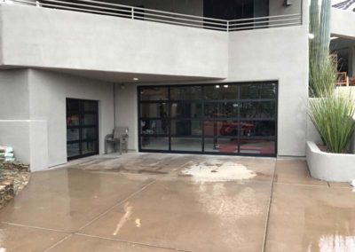 5-Glass Garage Doors-after