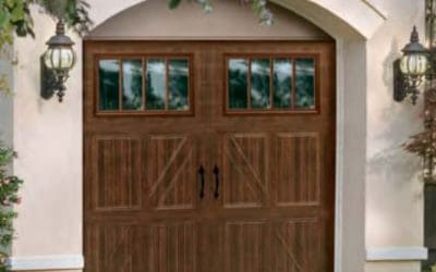 Martin and Pella Garage Doors are Great Choices