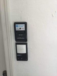 wifi garage door